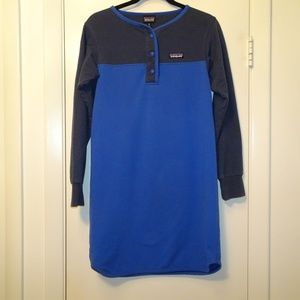 Patagonia PJ Top / Sleepshirt | Blue | XS